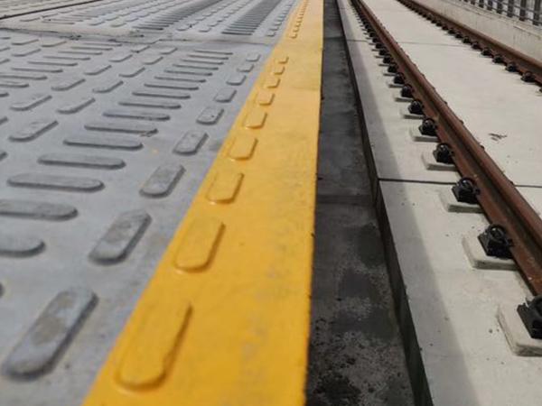 高铁RPC盖板应用