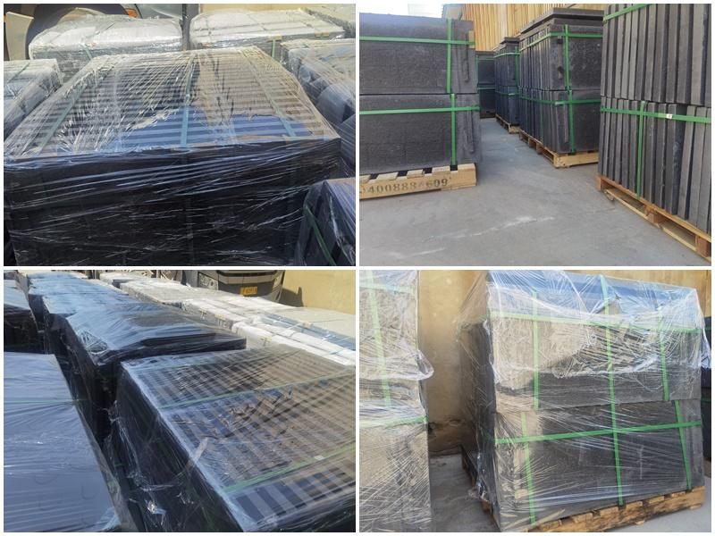 RPC电缆槽盖板物流仓储发货场景