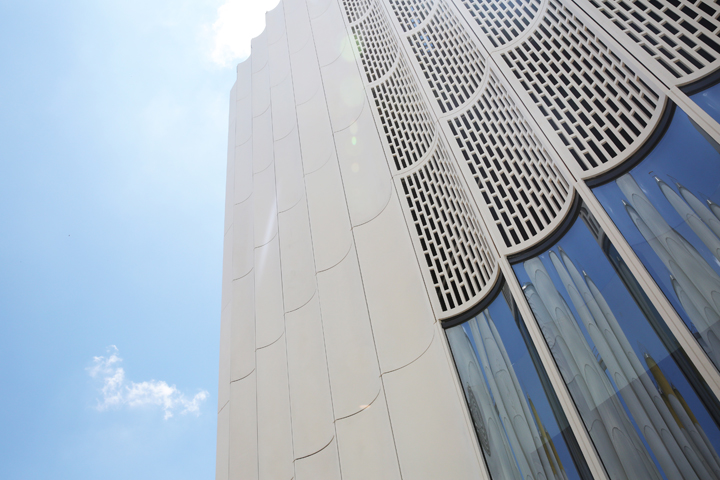 UHPC外墙