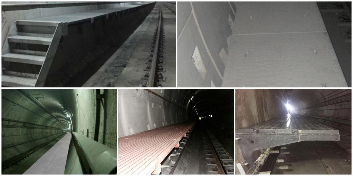 筑辉RPC盖板地铁工程应用案例